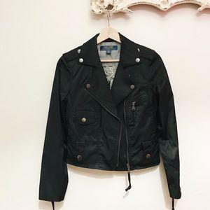 Millard Fillmore Moto Jacket